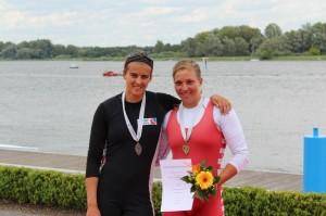 Judith Sievers und Ulrike Törpsch