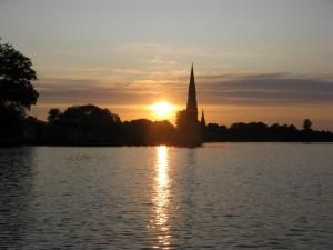 Schleswig, kurz nach 6 Uhr